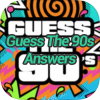 Guess the 90s Answers