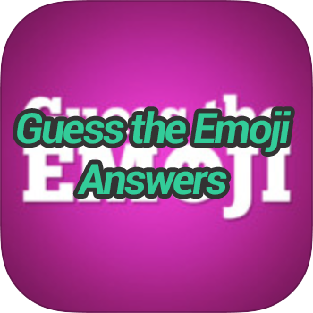 Guess The Emoji Answers Game Solver