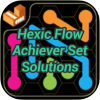 Hexic Flow Achiever Set Solutions
