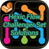 Hexic Flow Challenger Set Solutions