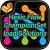 Hexic Flow Champion Set Ipad Solutions