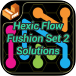 Hexic Flow Fushion Set 2 Solutions