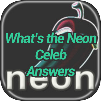 what�s the neon celeb answers game solver