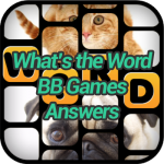 What's The Word BB Games Answers