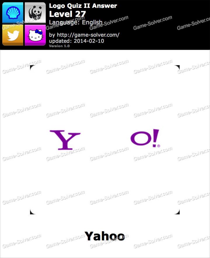 Logo Quiz Answers Level 27 Logo Quiz ii Level 27