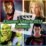 4 Scenes 1 Movie 2014 Answers
