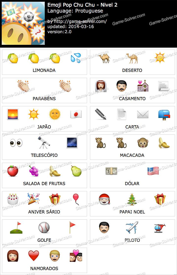 Emoji ChuChu Nivel 2