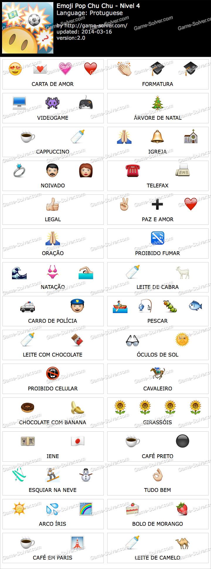 Emoji ChuChu Nivel 4