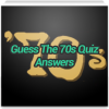 Guess The 70s Quiz Answers