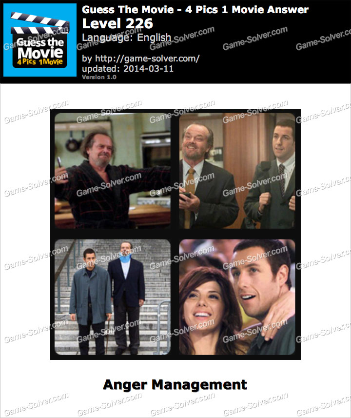 Guess The Movie 4 Pics 1 Movie Level 226