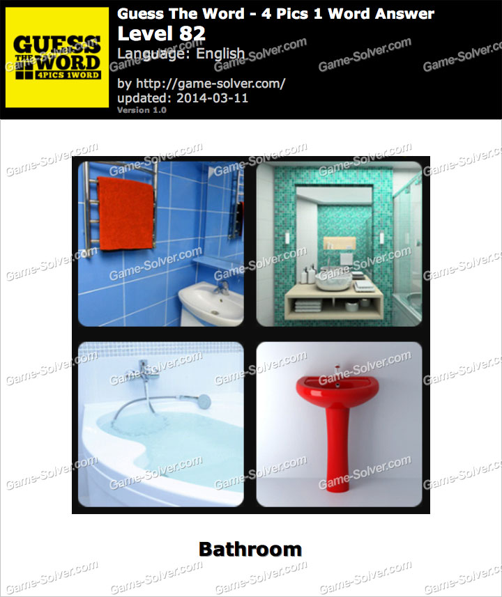 4 pics 1 word randomlogic answers gaming news. Black Bedroom Furniture Sets. Home Design Ideas