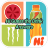 Hi Guess The Drinks Answers
