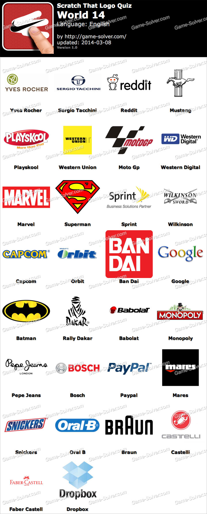 scratch that logo quiz world 14 game solver