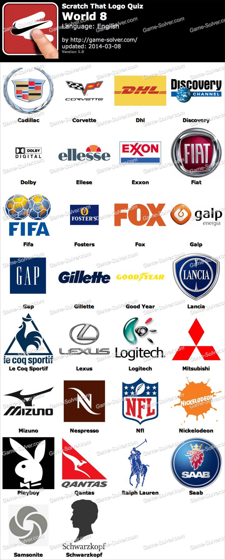 logo quiz world level 6