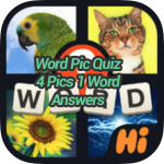 Word Pic Quiz 4 Pics 1 Word Answers