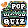 123 Pop Decade Quiz Answers