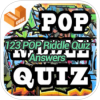123 Pop Riddle Quiz Answers