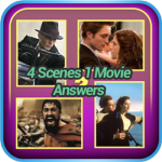 4 Scenes 1 Movie Answers
