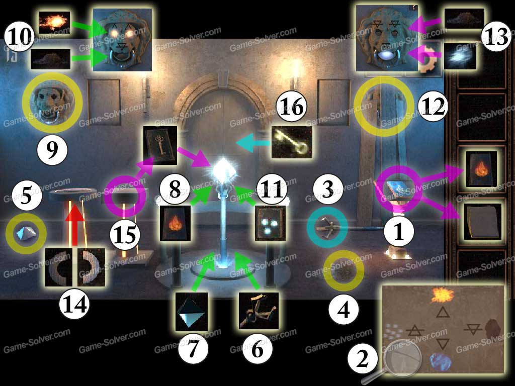 Can you escape tower level 13 game solver for 13 floor escape game