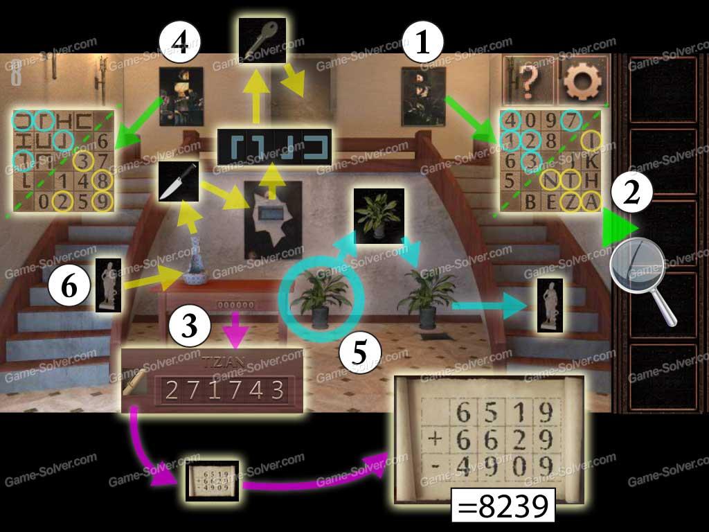Can You Escape Level 11 Walkthrough - App Clarify