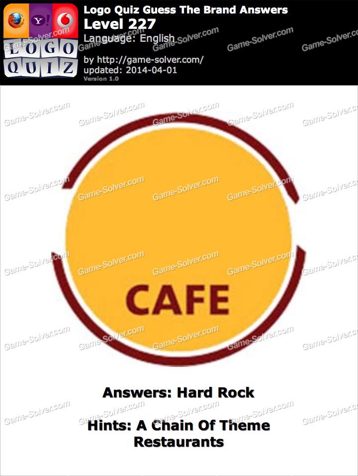 Chain Of Theme Restaurants - Game Solver