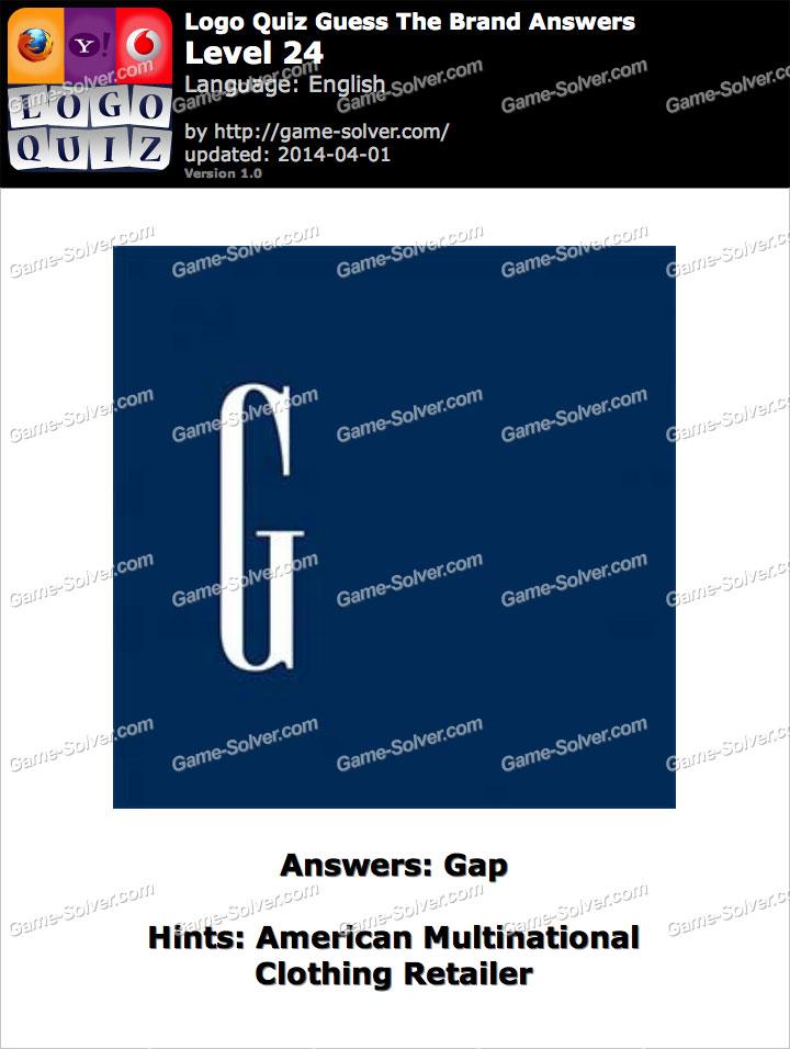 American Multinational Clothing Retailer - Game Solver