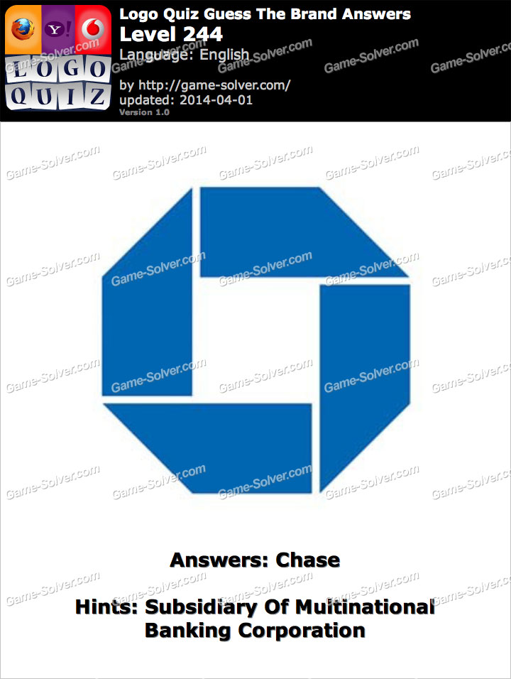 Subsidiary Of Multinational Banking Corporation - Game Solver