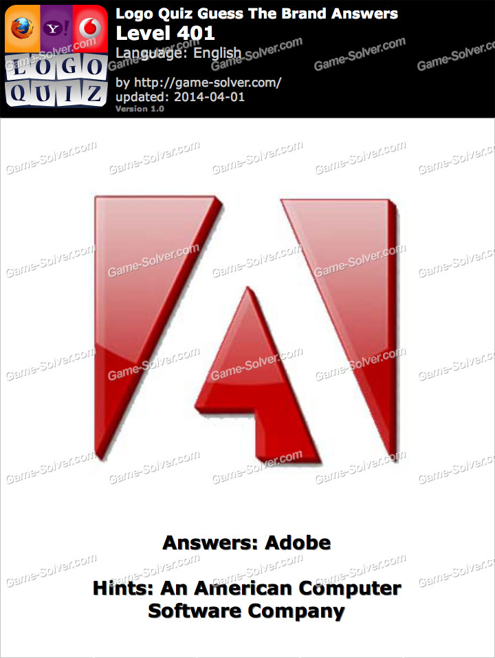 Logo quiz fashion answers sports brand logos quiz logo quiz - An American Computer Software Company Game Solver