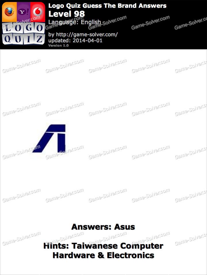 Taiwanese manufacturer of computer hardware logo quiz
