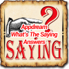 Appdreamz What's The Saying Answers