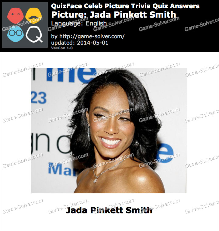 QuizFace Level Jada Pinkett Smith