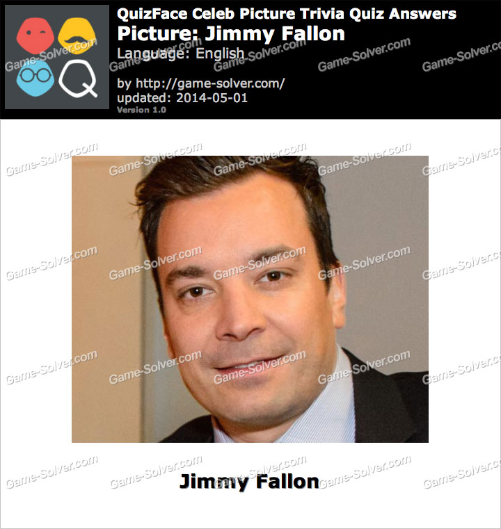 QuizFace Level Jimmy Fallon
