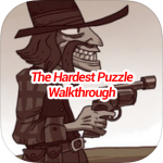 The Hardest Puzzle Walkthrough