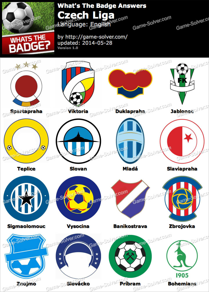 Whats The Best Makeup For A Drag Queen: Whats The Badge Czech Liga Answers