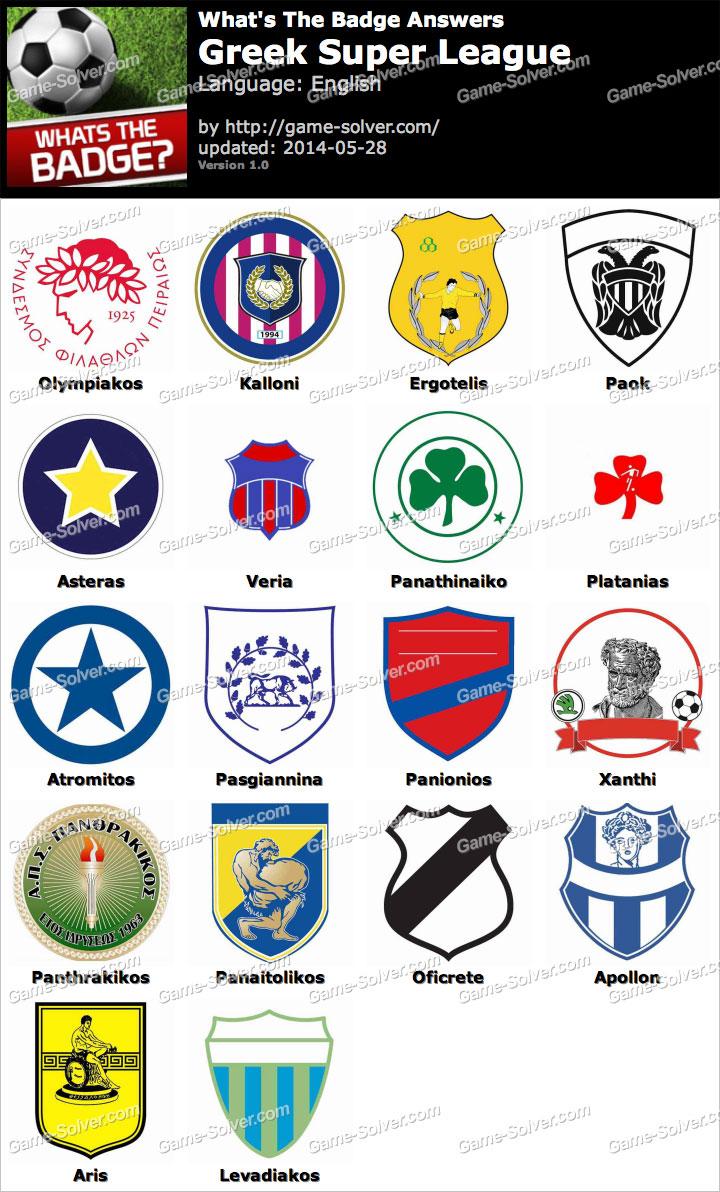 greek superleague