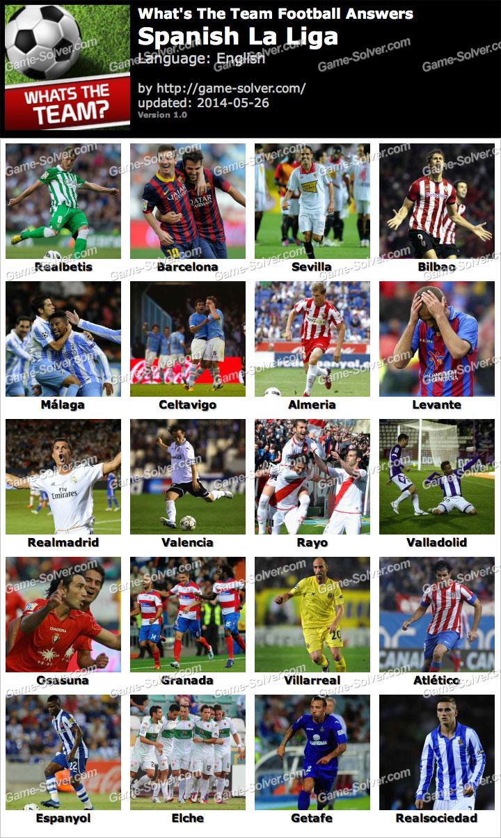 spanish la liga games