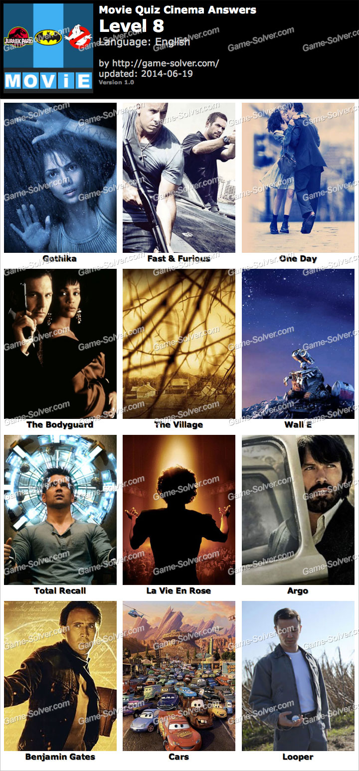 film and cinema test questions Taste of cinema - movie reviews and classic movie lists  film lists, test  cinema is well over a century old now and we have been blessed to experience the .