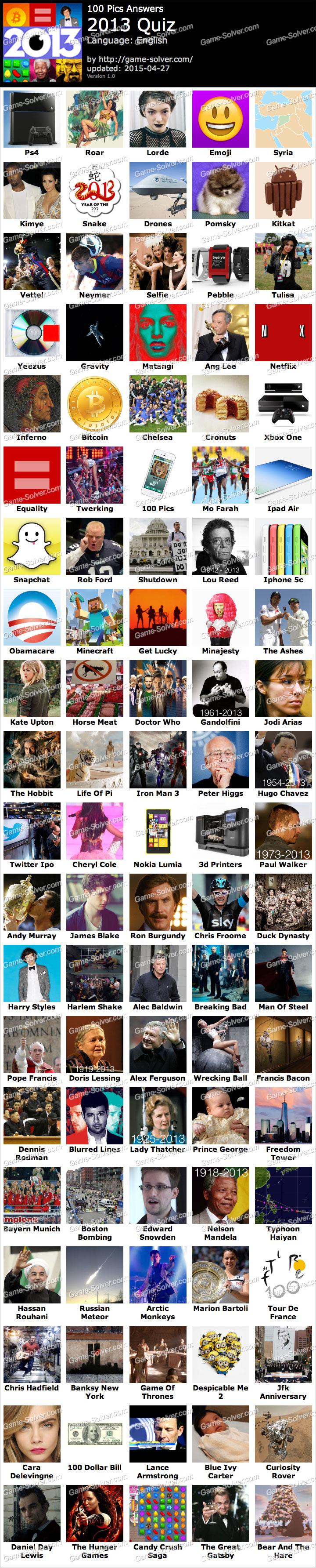 100 Pics Answers Home - 100 Pics Answers