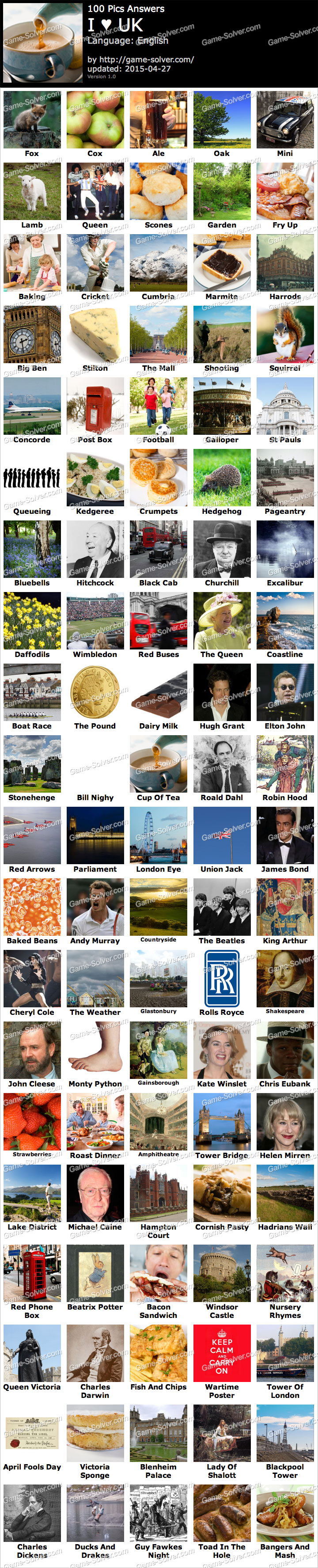 100 Pics Answers i Love 2000s 100 Pics i Love uk