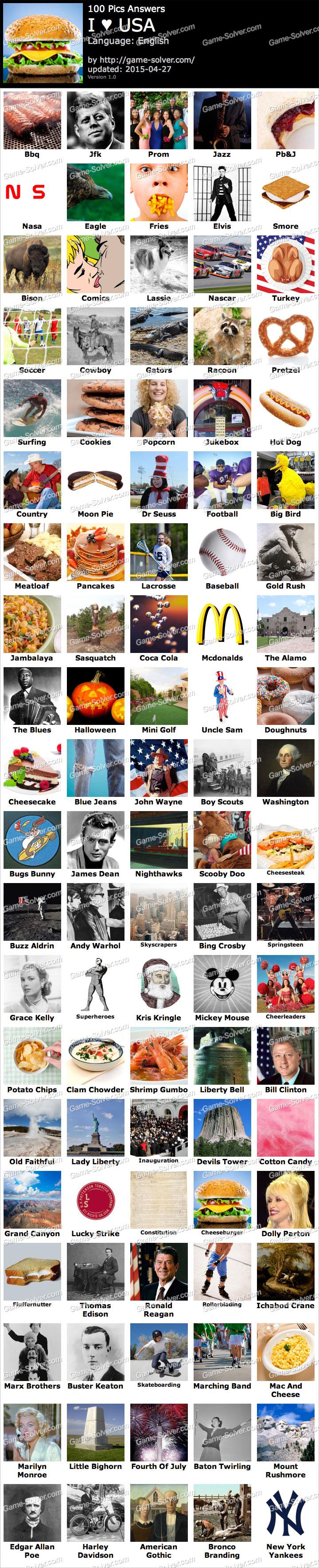 100 Pics Answers i Love 2000s 100 Pics i Love Usa