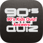 90s Kids Quiz Answers