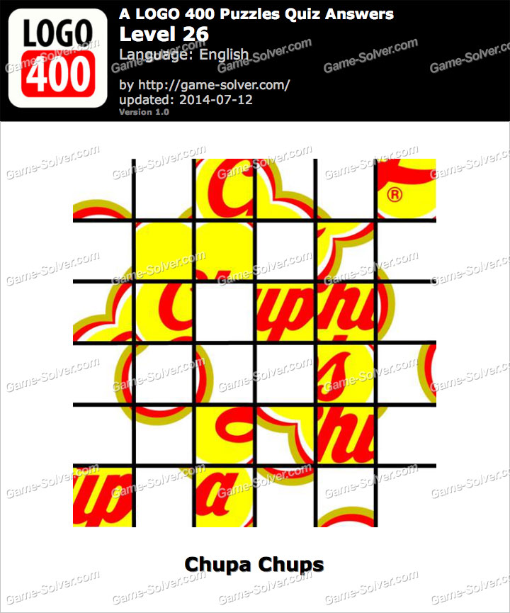 Logo Quiz Level 26 Answers a Logo 400 Puzzles Quiz Level