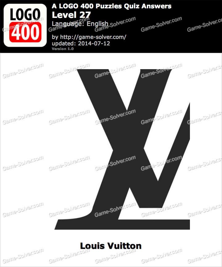 Logo Quiz Answers Level 27 a Logo 400 Puzzles Quiz Level
