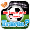 Big Soccer Quiz Answers