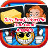 Dirty Emoji Urban Pic Answers
