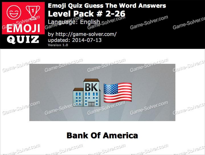 Emoji Quiz food answers - UPDATED!