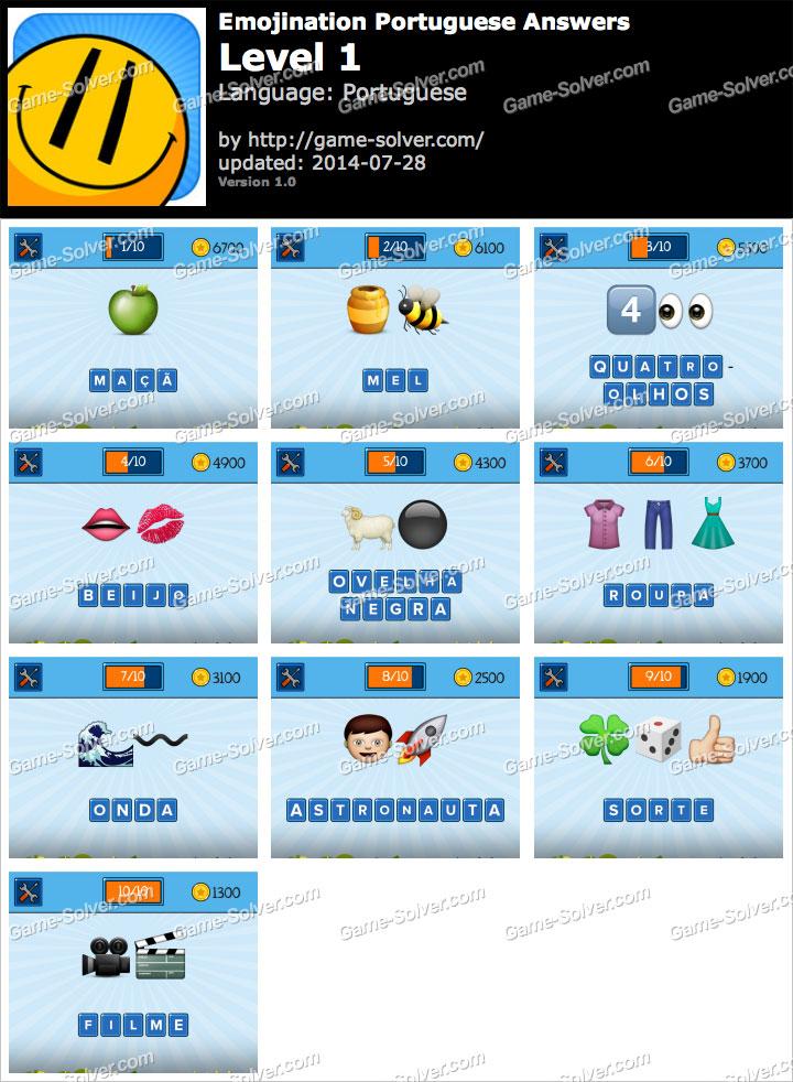 emoji quiz level 3