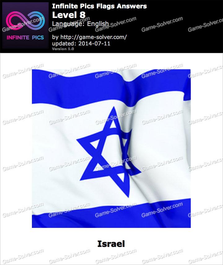 Infinite Pics Flags Level 8