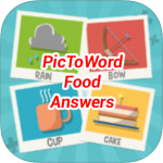 PicToWord Food Answers