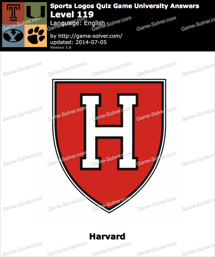 Sports Logos Quiz Game University Level 119